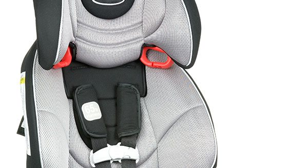 Child Restraint Fitting